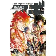 マギ (1-34巻 最新刊) 全巻セット