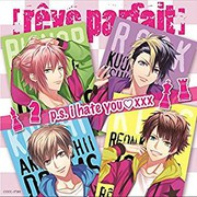 TVアニメ「DYNAMIC CHORD」 OP主題歌「p.s.i hate you  xxx」(初回限定盤)/[reve parfait]
