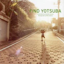 FiND YOTSUBA -「よつばと!」カレンダー写真集