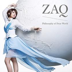 TVアニメ「純潔のマリア」 OP主題歌「Philosophy of Dear World」(DVD付)/ZAQ