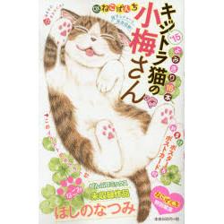 デラックスねこぱんち キジトラ猫の小梅さん'15