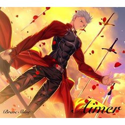 TVアニメ「Fate/stay night [Unlimited Blade Works]」 OP主題歌「Brave Shine」(期間生産限定アニメ盤)(DVD付)/Aimer