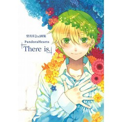 望月淳 2nd画集 PandoraHearts 「There is.」