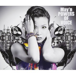POWERS OF VOICE(初回限定盤)(Blu-ray付)/May'n