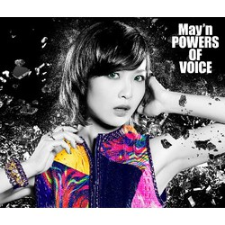 POWERS OF VOICE(初回CD付限定盤)/May'n