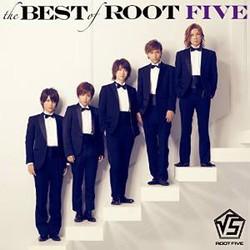 the BEST of ROOT FIVE(初回生産限定盤)(DVD付)/ROOT FIVE