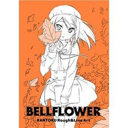 KANTOKU Rough&Line Art #3 BELLFLOWER