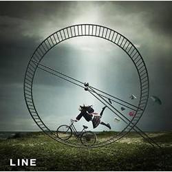 TVアニメ「NARUTO-ナルト- 疾風伝」 OP主題歌「LINE」(初回生産限定盤)(DVD付)/スキマスイッチ