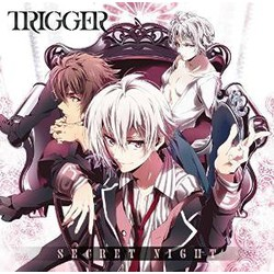 ゲーム「アイドリッシュセブン」 「SECRET NIGHT」/TRIGGER