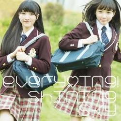 TVアニメ「大家さんは思春期!」 主題歌「Shining Sky」(初回限定盤)(DVD付)/everying!