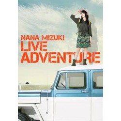 水樹奈々 NANA MIZUKI LIVE ADVENTURE DVD(10%オフ)