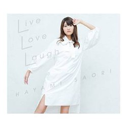 Live Love Laugh(Blu-ray付盤)/早見沙織