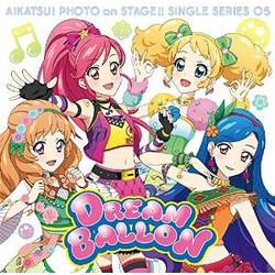 スマホアプリ「アイカツ!フォトonステージ!!」シングルシリーズ05/STAR☆ANIS/AIKATSU☆STARS!