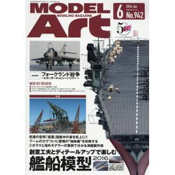 月刊モデルアート 16年06月号