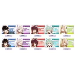 オトメイト 【セリフ】でか缶バッジコレクション Collar×Malice vol.1 (全10種)