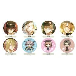 オトメイト プレミアム缶バッジコレクション AMNESIA vol.1 (全8種)