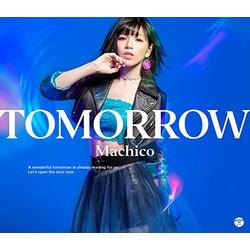 TVアニメ「この素晴らしい世界に祝福を!2」 OP主題歌「TOMORROW」(初回限定盤)(DVD付)/Machico