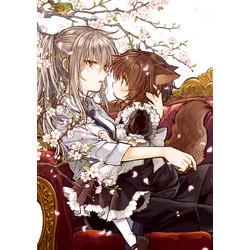 ご主人様と獣耳の少女メル(2)