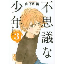 不思議な少年(3)